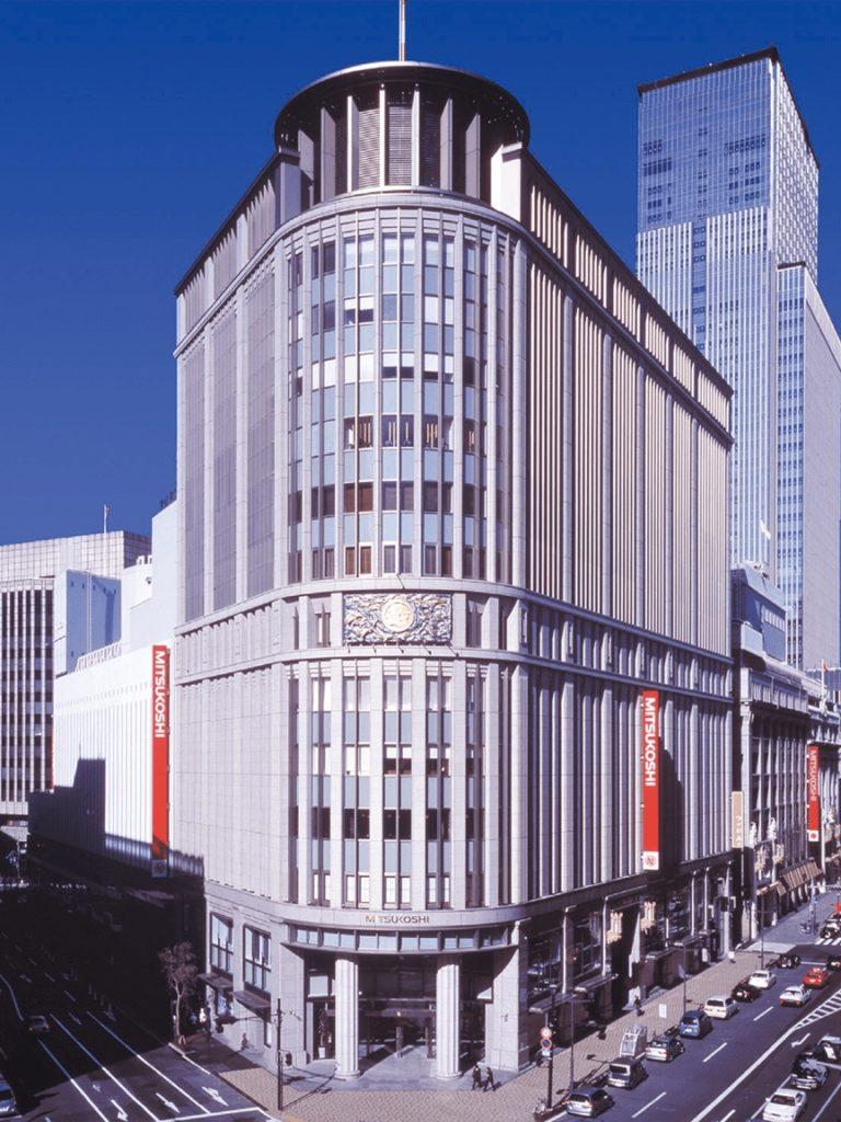 東京都(日本)/日本橋三越新館 採用製品:MS2500エコCAN