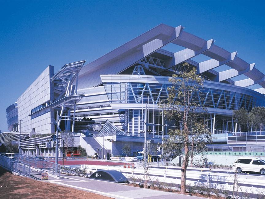 埼玉県(日本)/埼玉サッカースタジアム2002 採用製品:MS2500・MS2570